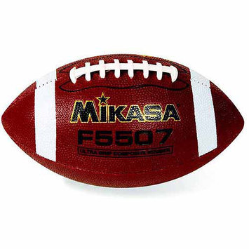 Mikasa F5507 Composite Rubber Football - Youth Size