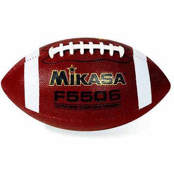 Mikasa F5506 Composite Rubber Football - Junior Size