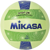 Mikasa Smart-Glo Glow in the Dark Outdoor Volleyball