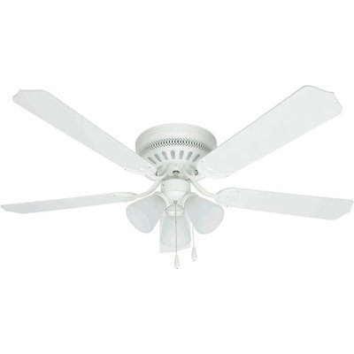 Craftmade International CC52WW5C3 Celeste Ceiling Fan - White