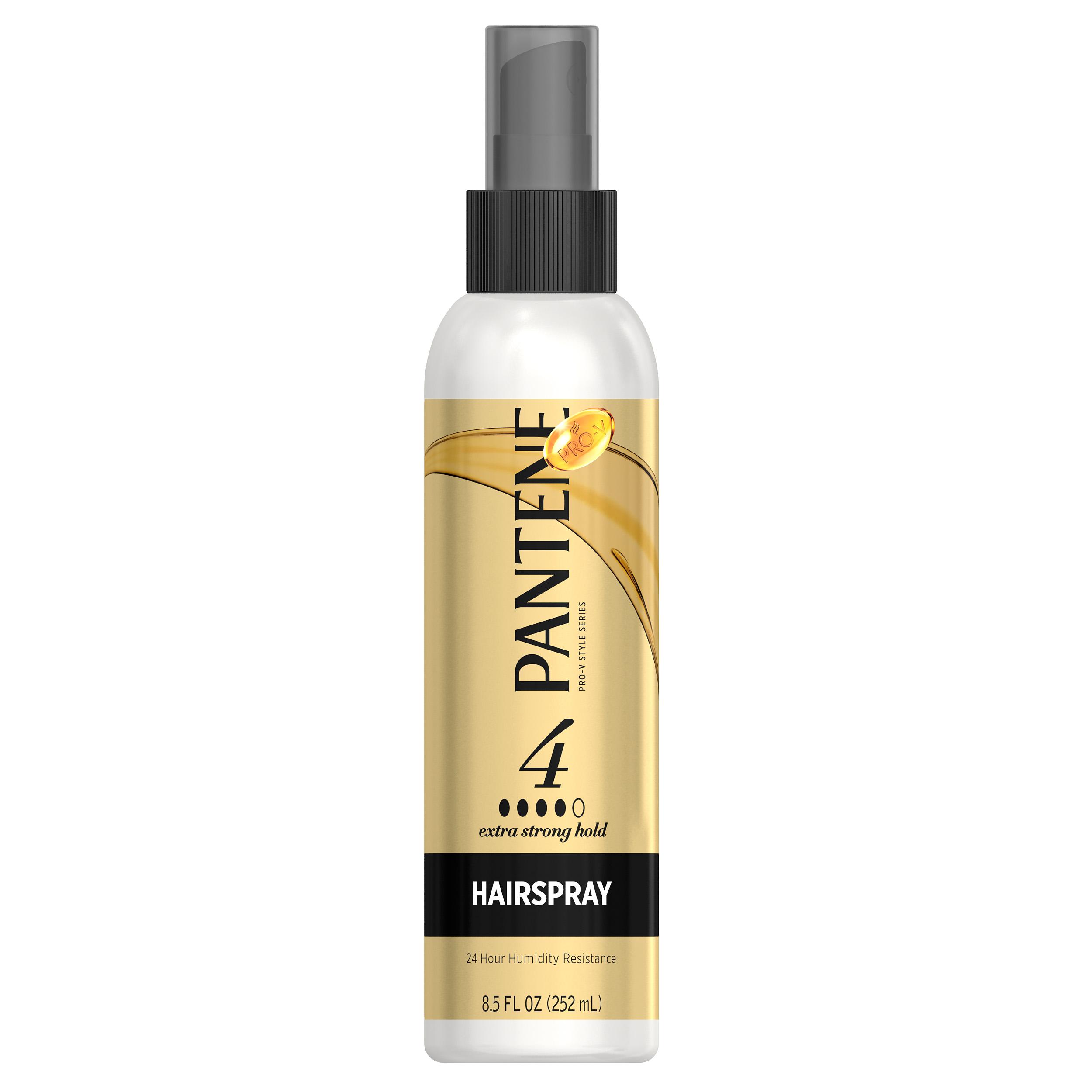 Pantene Non-Aerosol Hairspray Level 4