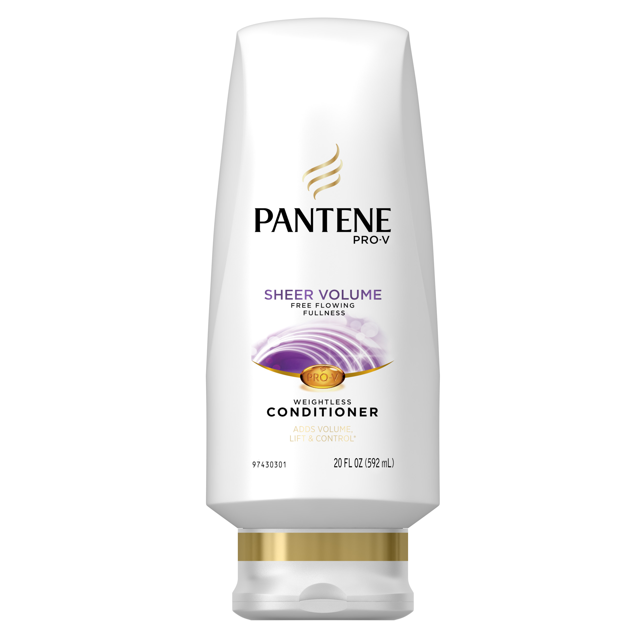 Pantene Pro-V Sheer Volume Conditioner, 21.1 fl oz
