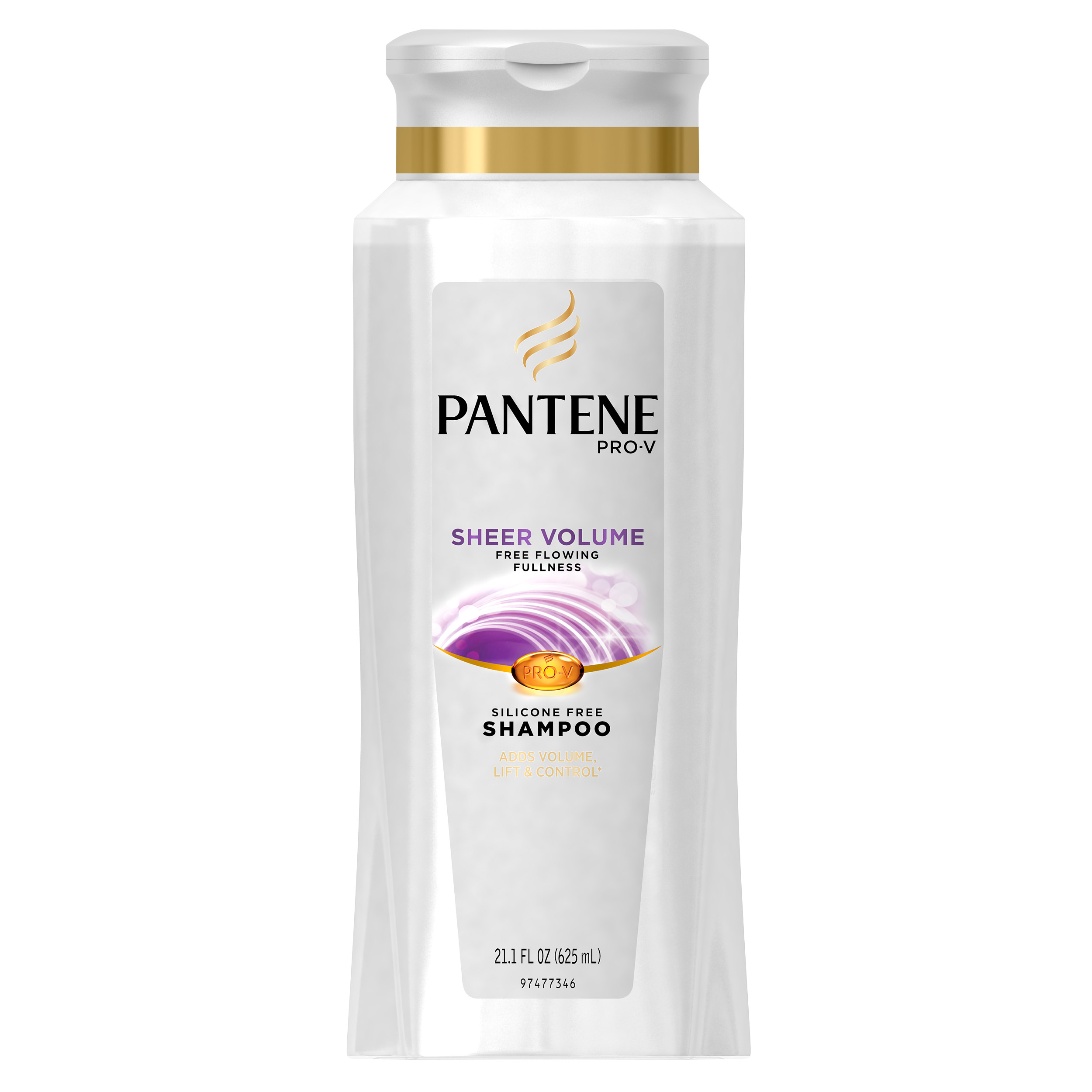 Pantene Pro-V Sheer Volume Shampoo, 21.1 fl oz