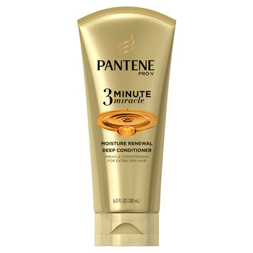 Pantene 3 Minute Miracle Moisture Renewal Deep Conditioner
