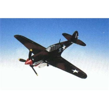 Daron Worldwide Trading Daron AJR0248F2R Executive Desktop P-40E Warhawk 1/48 Model