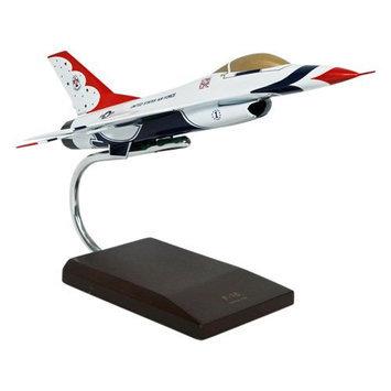 Daron Worldwide Trading B4248 F-16A Thunderbird 1/48 AIRCRAFT