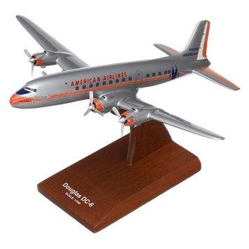 Daron Worldwide Trading G0810 DC-6 American 1/100 AIRCRAFT