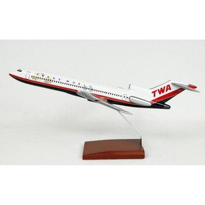 Toys & Models B727-200 TWA