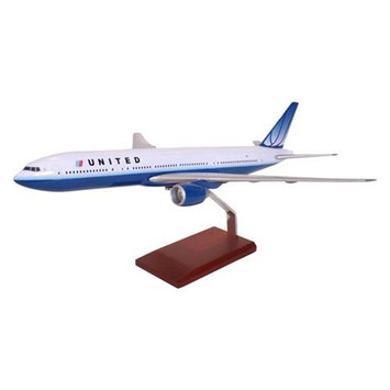 Daron Worldwide Trading G9010 B767-300 United (N/C) 1/100 AIRCRAFT