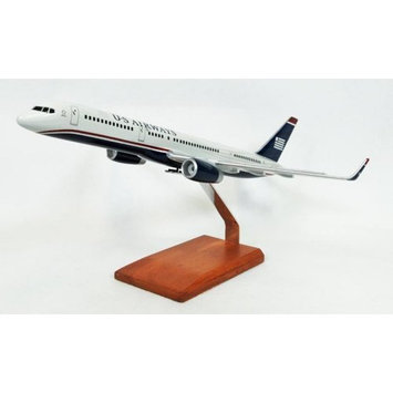 Model Planes B757-200 US Airways 1/100 Scale Model Aircraft