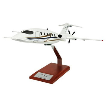 Toys & Models Toys and Models KPAP180TR Piaggio Avanti P180 1/32 Scale Model Aircraft