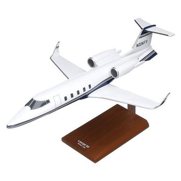 Toys & Models Daron Worldwide Trading H4835 Learjet 60 1/35 AIRCRAFT