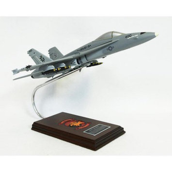 Toys & Models Corp. Toys and Models CF018CTS F-A-18C Hornet 1/38 Scale Model Aircraft