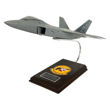 Toys & Models Toys and Models CF022TS F-22 Raptor 1/40 Scale Model Aircraft