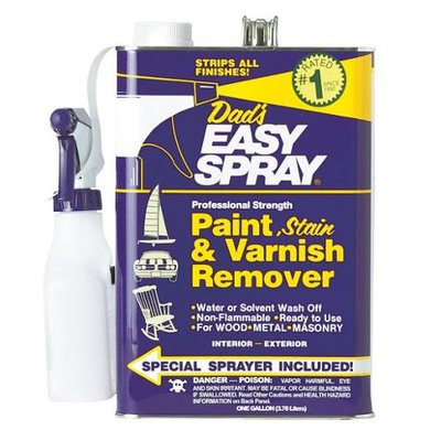 Sansher Corp Dad's Easy Spray 33831 Paint & Varnish Remover - Gallon