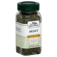 The Spice Hunter Mint Leaves, 0.36 oz, - Pack of 6