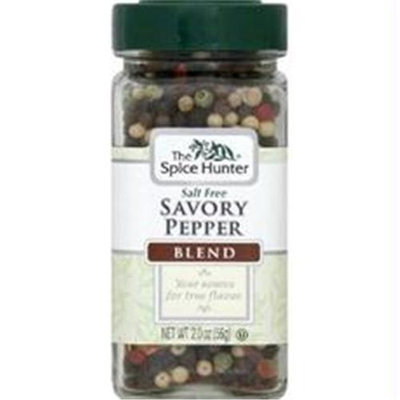 Spice Hunter Pepper Savory Blend, Whole (6x6/2 Oz)