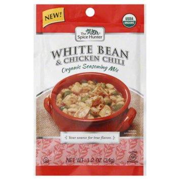 Spice Hunter Organic Seasoning Mix White Bean & Chicken Chili 1.2 oz