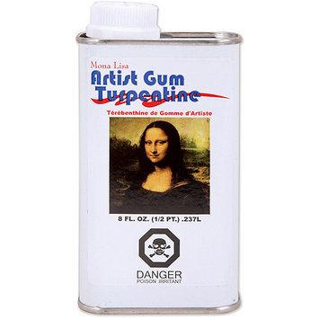 Speedball Art Products 180008 Mona Lisa Artist Gum Turpentine-8 Ounces