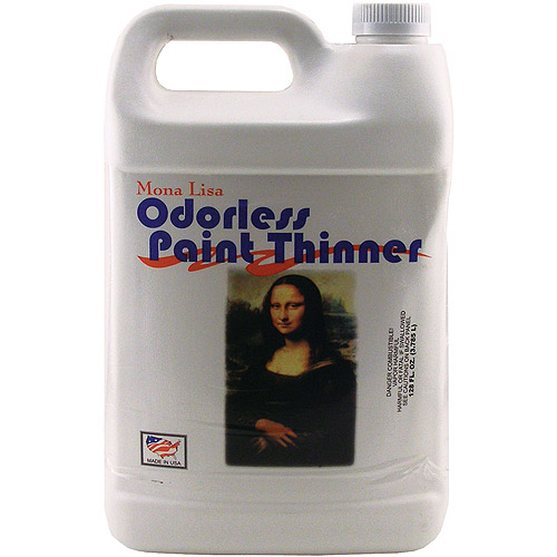 Speedball Art Products Mona Lisa Odorless Paint Thinner