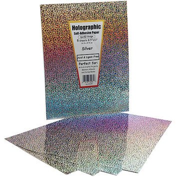 Hygloss NOTM344164 - Self-Adhesive Specialty Paper 8.5