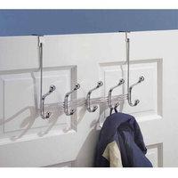Interdesign York Lyra Five-Hook Over-Door Rack