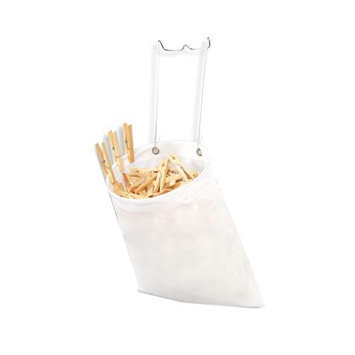 PRO MART INDUSTRIES INC Clothespin Bag, 11 x 13-In.