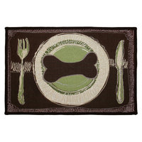 Park B. Smith Dog Dinner Pet Placemat