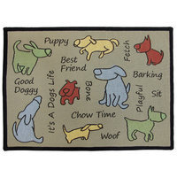 Park B. Smith Dog Show Pet Placemat
