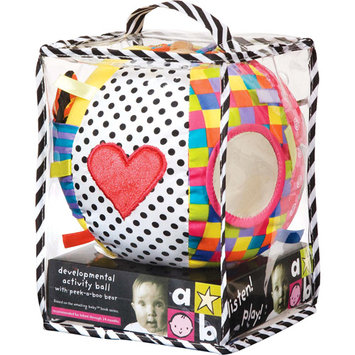 Amazing Baby Pop-Up Activity Ball by Amazing Baby