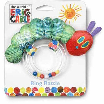Kids Preferred Eric Carle Very Hungry Caterpillar Ring Rattle