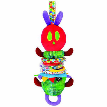 Kids Preferred Eric Carle Developmental Hanging Toy (Caterpillar Jiggler)