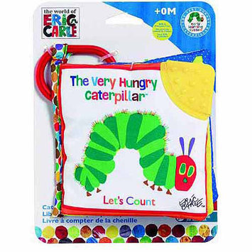 The World of Eric Carle Let's Count Soft Book