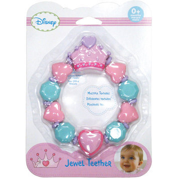 International Bon Ton Toys Kids Preferred Disney Baby Princess Jewel Teether