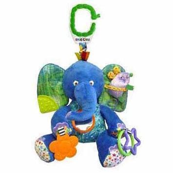 Kids Preferred Eric Carle Developmental Elephant Plush