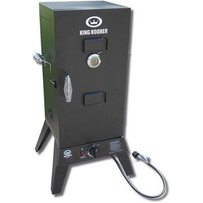 King Kooker 2113 30in Low Pressure Smoker Cabinet