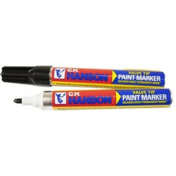 C H Hanson 10360 Paint Marker - Black