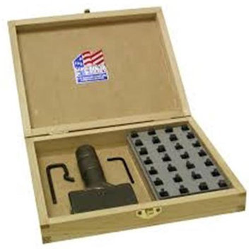 Carolina Herrera CH Hanson 27770 40 Pieces 0.06 In. Type Holder Kit
