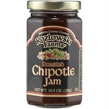 Kozlowski Farms B39538 Kozlowski Chipotle Jam -6x10.5oz