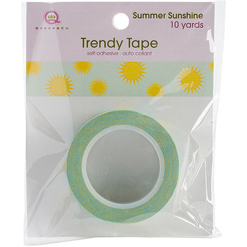 Queen & Co Summer Trendy Tape 15mm X 10yds-Fishes