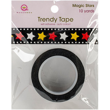 Queen & Co Magic Trendy Tape 15mm X 10yds-Tickets