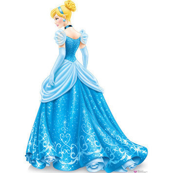Advanced Graphics 1440 Cinderella Royal Debut - Disney
