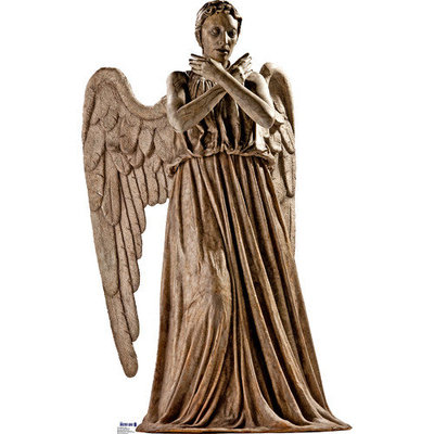 Advanced Graphics 1494 Weeping Angel - Doctor Who