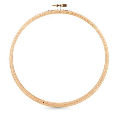 NOTM071356 - Darice Wood Embroidery Hoop