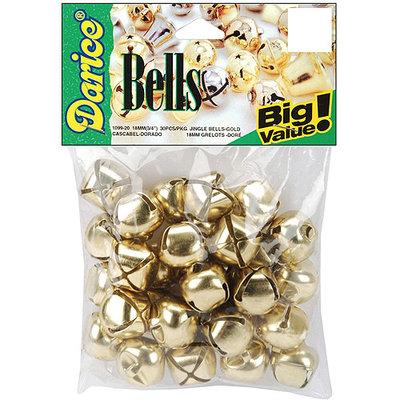 Wmu Jingle Bells .75 30/Pkg-Gold