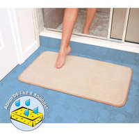 Taylor Gifts Microfiber Absorbing Bathroom Non-Skid Bathmat New