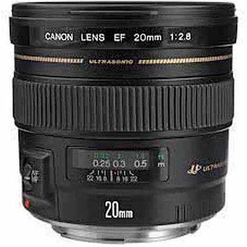Canon EF 20mm f/2.8 USM Wide Angle Lens