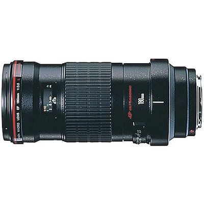 Canon 180mm f/3.5L EF Macro Lens USM