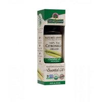 Nature's Answer - Organic Essential Oil 100 Pure Citronella - 0.5 oz.