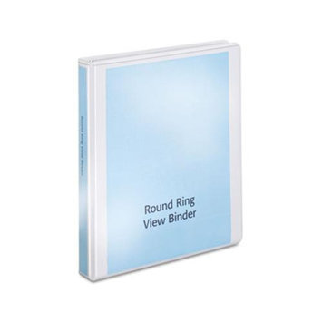 Cardinal Brands, Inc Basic Value Clearvue Binder, 1